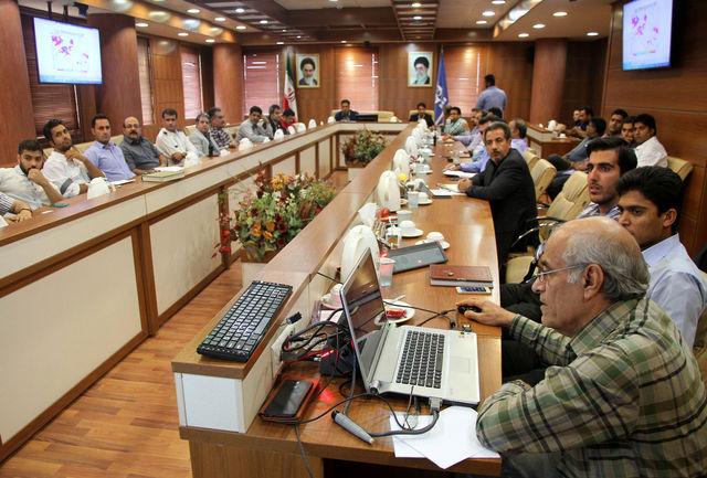 برگزاری نشست مدیریت بحران برای مقابله با طوفان پیش رو در هرمزگان