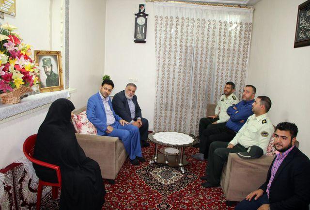 انقلاب اسلامی ایران به برکت خون شهدا استوار و مقتدر خواهد ماند