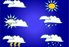 بارش پراکنده در 3 استان/ افزایش دما در پایتخت
