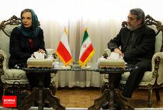 روابط اقتصادی ایران و لهستان به ۲۰۰ میلیون دلار رسید