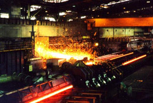افزایش 7 میلیون تن به ظرفیت تولید فولاد کشور
