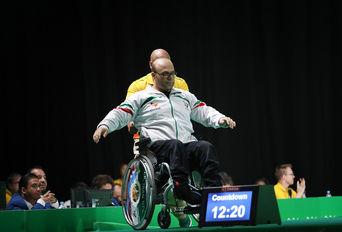 رقابت های وزنهبرداری - پارالمپیک ریو ۲۰۱۶