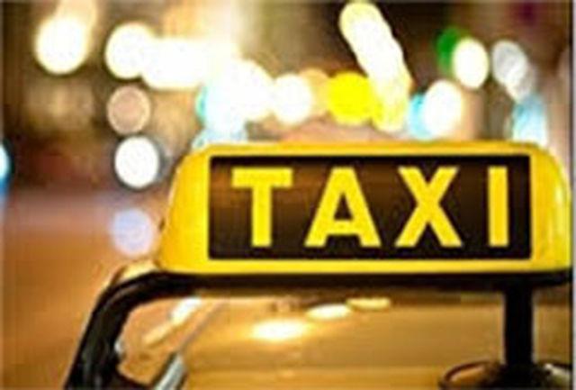 استقرار گشت تاکسیرانی در محورهای پر تردد مسافران منطقه 7