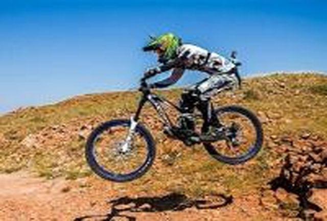 حضور دوچرخه سوار سیستان و بلوچستان در تیم ملی