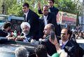 استقبال پر شور مردم غرب استان تهران از کاروان تدبیر و امید