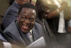 رئیس جمهوری جدید زیمبابوه سوگند یاد کرد
