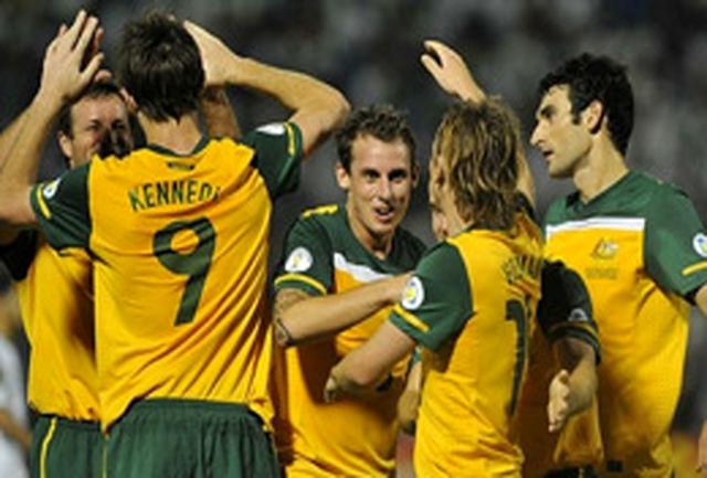 پیروزی استرالیا مقابل عربستان/ توقف کرهجنوبی و ژاپن