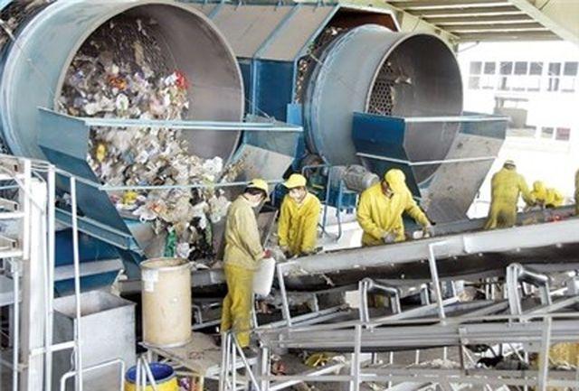 استخراج طلای کثیف از میان زباله های شهروندان