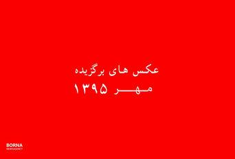 عکس های برگزیده مهر ۹۵