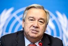نامه محرمانه دبیرکل سازمان ملل به حسن روحانی