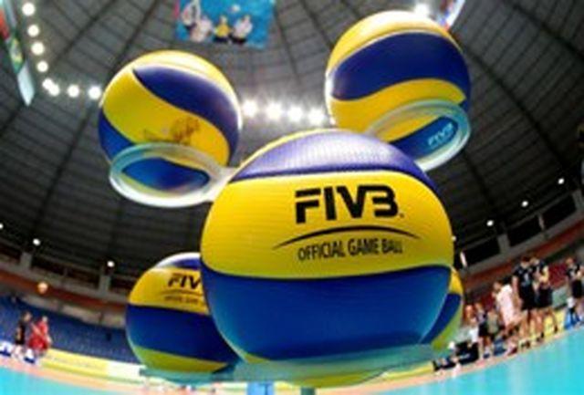 تیم ملی والیبال استرالیا به ایران میآید