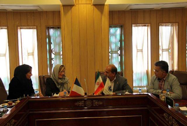 هیات تجاری بند پایه فرانسوی خردادماه به اصفهان میآید