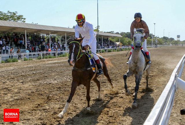 نوروزآباد میزبان هفته یازدهم مسابقات اسبدوانی