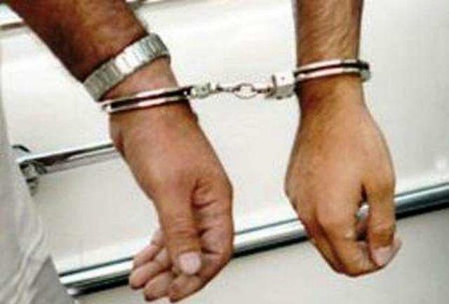 اعضای باند سارقان جایگاه های سوخت درالبرز دستگیر شدند