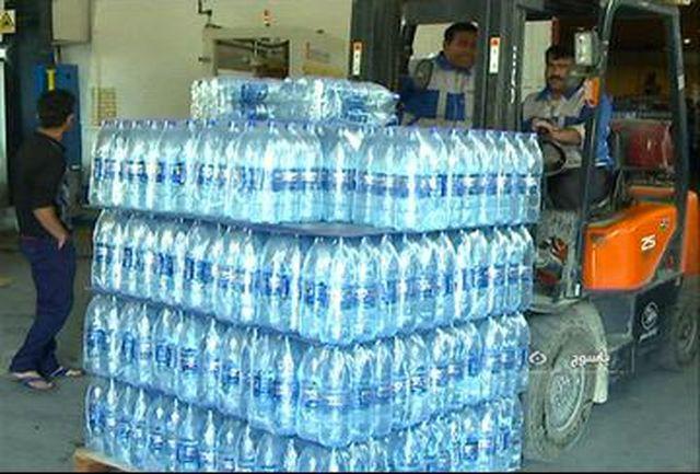 تولید سالانه بیش از 600 میلیون لیتر آب معدنی در استان