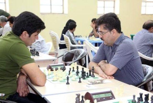 نفرات برتر مسابقات شطرنج گرامیداشت ماه مبارک رمضان  مشخص شدند