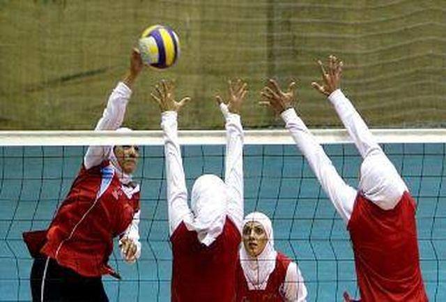 4 بانوی والیبالیست کردستانی به اردوی تیم ملی جوانان دعوت شدند