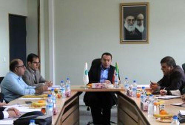 برگزاری شورای راهبردی ورزش مناطق آزاد در کیش