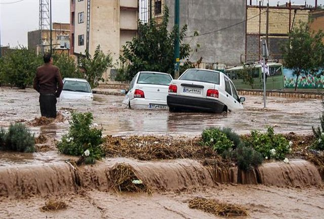 اعلام وضعیت اضطراری در شهرستان خنج