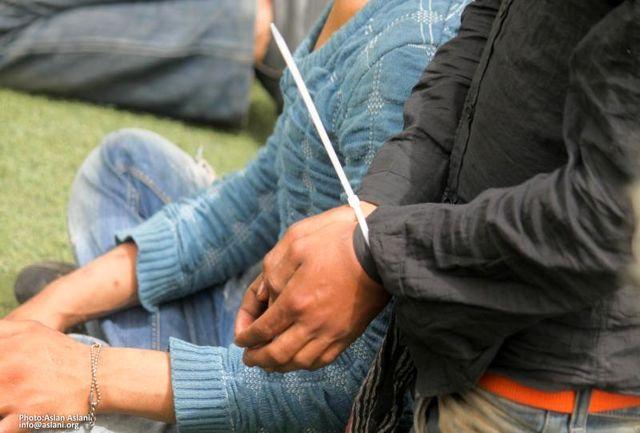 دستگیری 85 توزیعکننده مواد در عملیات شبانه پلیس پایتخت