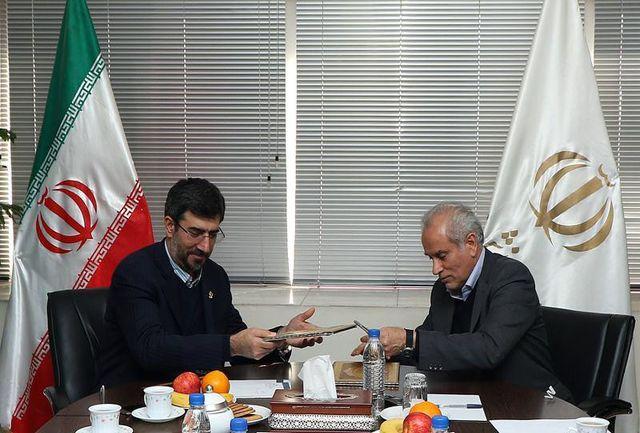 تفاهم نامه وزارت ورزش و جوانان با وزارت بهداشت امضا شد