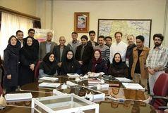دوره آموزشی آشنایی با شبکه انتقال OTN  در مخابرات خراسان شمالی برگزار شد