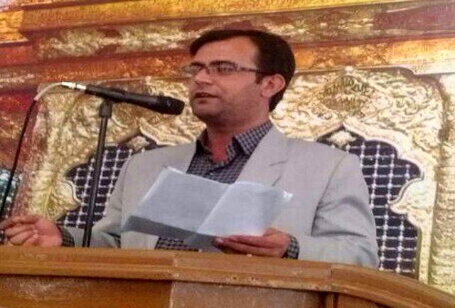 علیزاده، از حافظان میراث، شهرستان مهران تقدیر کرد