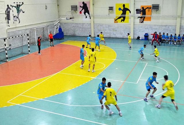 اعزام تیم هندبال نونهالان سیستان و بلوچستان به مسابقات کشوری