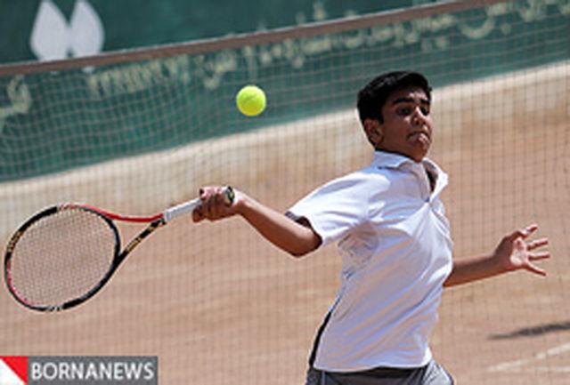 مسابقات انفرادی تنیس خاکی، قهرمان کشوری در قزوین آغاز میشود
