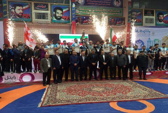 سلطانی فر: مسابقات جام تختی با شکوه و استقبال بی نظیر برگزار شد/ کشتی گیران جوان ایران به خوبی شایستگی خود را نشان دادند