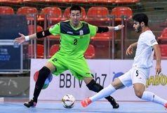 پایان مسابقات فوتسال جام رمضان شهرستان باخرز