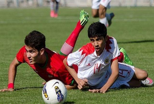 دیدار تیم ملی فوتبال نوجوانان ایران با عراق هنوز قطعی نشده است