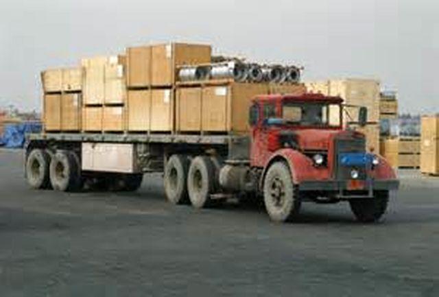 47 میلیون دلار كالا از خراسان شمالی به خارج از كشور صادر شد