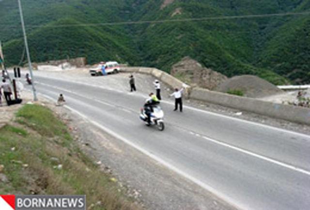 محدودیتهای ترافیکی در محورهای مواصلاتی استان تهران