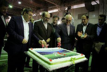 افتتاحیه دوازدهمین دوره مسابقات ربوکاپ آزاد ایران