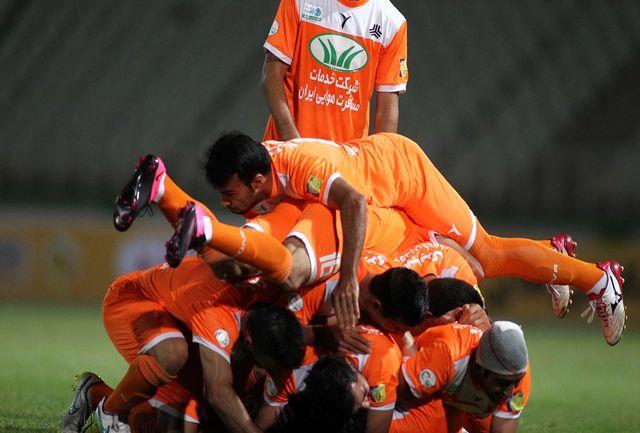 مدافع برزیلی در تور نارنجی پوشان