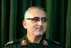 فرمانده سپاه عاشورا بر لزوم افزایش کمک های مردمی به جبهه مقاومت اسلامی تاکید کرد