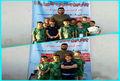 شناگران شهر ری مدال های مسابقات کشوری زنجان را درو کردند