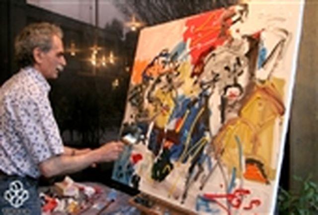بهمن بروجنی «یک عصر یک اثر» را در حضور مسئولین خلق کرد