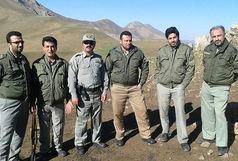 دستگیری شکارچی حرفه ای مناطق کوهستانی گیلان