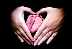 به دنیا آمدن زینب خانوم در مسیر پیاده روی اربعین