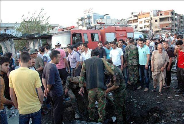 انفجار مرگبار در جنوب سوریه