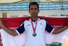 اعزام دو و میدانی کار استان به مسابقات بین المللی امارات