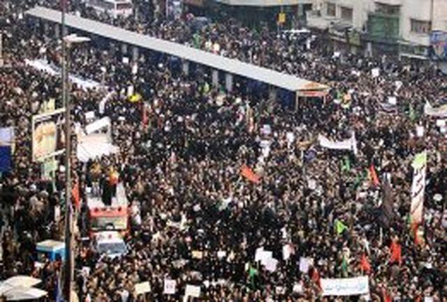جوانان در 9دی نشان دادند که پای انقلاب ایستادهاند