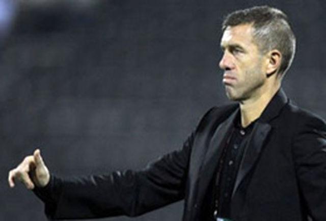 سرمربی تیم فوتبال امارات اخراج شد