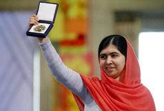 جوانترین برنده جایزه نوبل برای کودکان نوشت