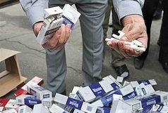۹۰ هزار نخ سیگار قاچاق در شهرستان دلگان کشف شد