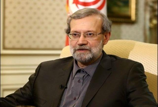 دبیرکل اتحادیه بین المجالس به لاریجانی تبریک گفت