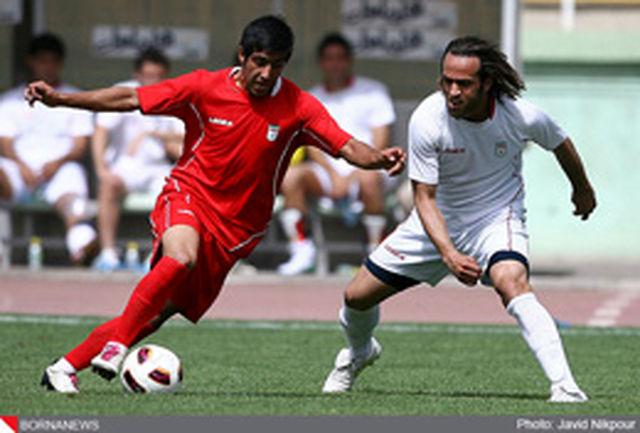 تیم ملی با یک گل امیدها را شکست داد