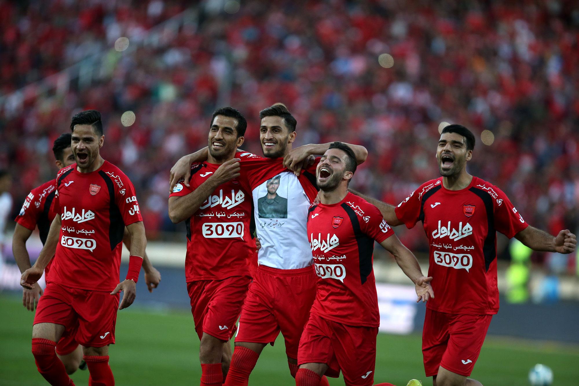 قرمزهای تهران محل تمرین خود را تغییر دادند